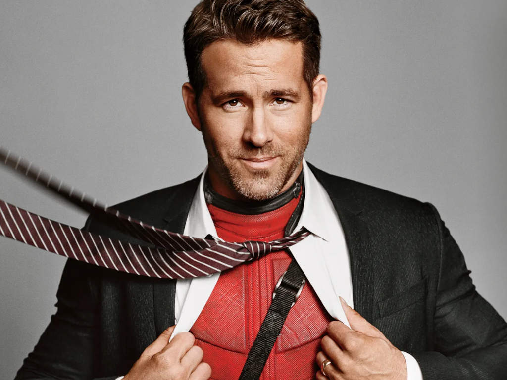 Only Ryan Reynolds can carry out Deadpool's deadpan humour
