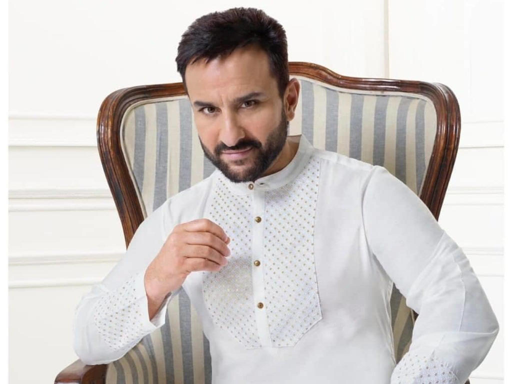 Saif gets more time to spend with his family while experimenting with many roles