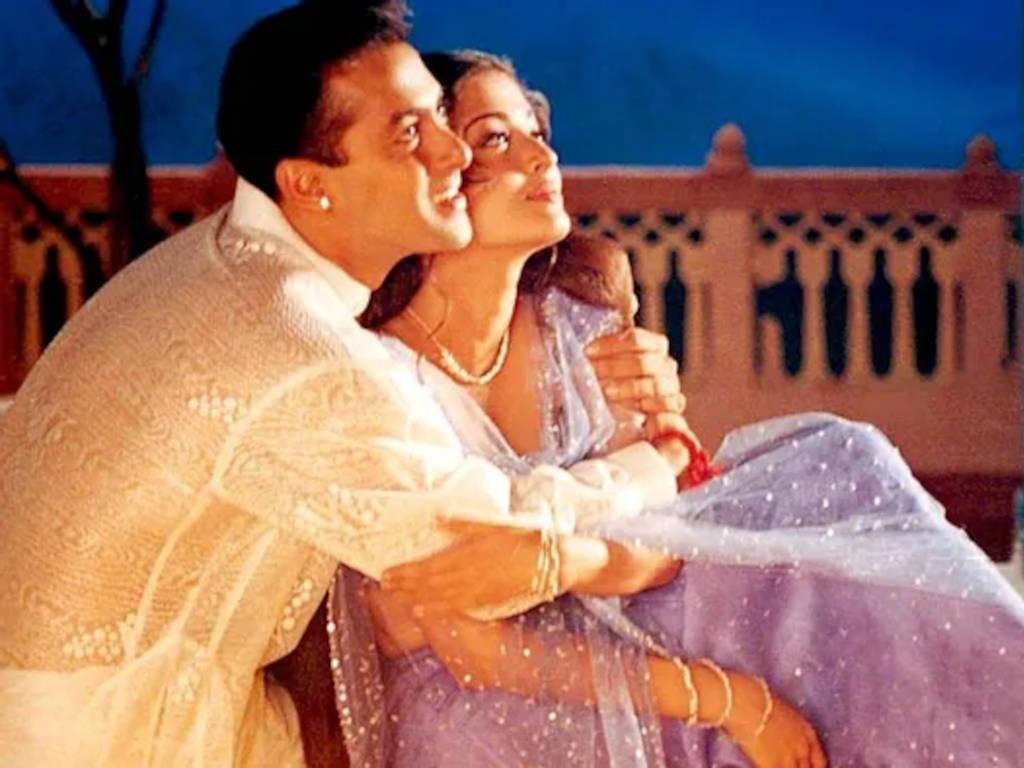Salman Khan and Aishwarya Rai were the IT couple over two decades ago