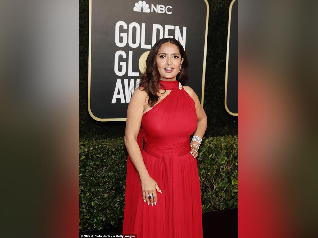 Salma Hayek almost lost her life in the early days of the pandemic