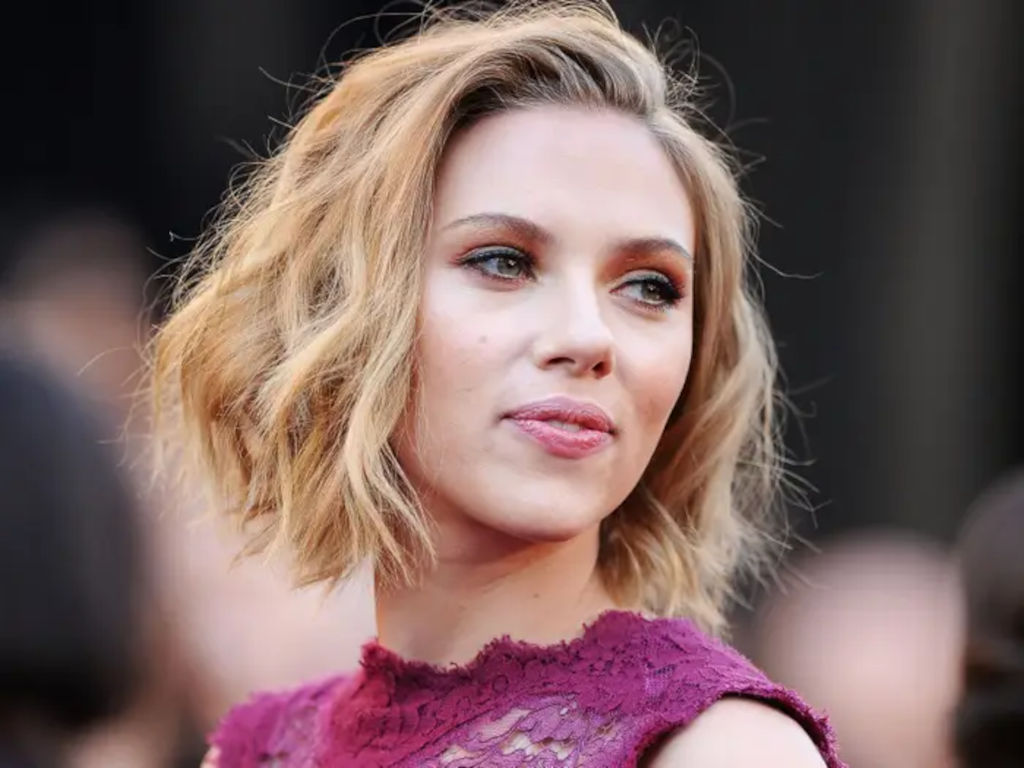 Scarlett made headlines early this month after she decided to sue Disney