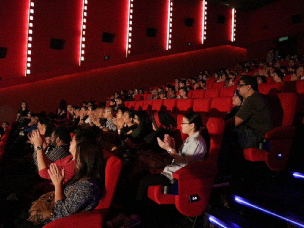 Nothing beats the movie-going experience and the big screen, and yes, with protocols in place