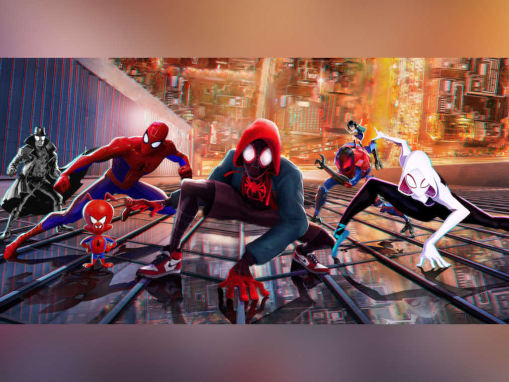 """Viewers will be able to catch up on Sony movies like """"Into the Spider-Verse 2"""" on Netflix"""