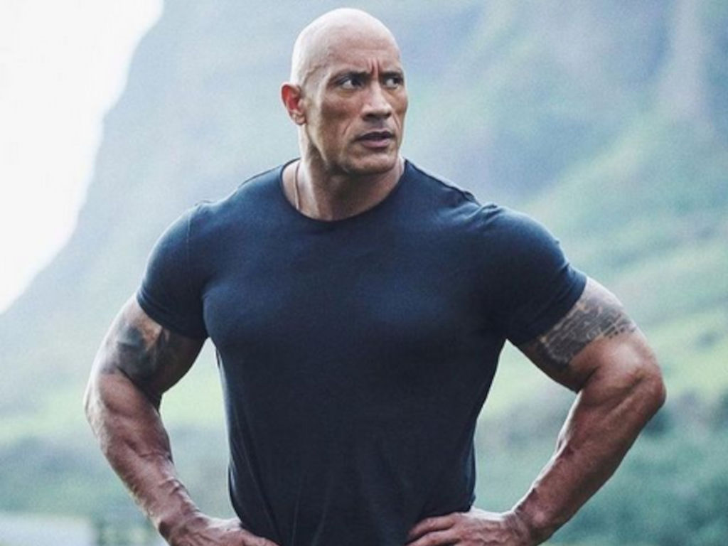 Can't wait to watch The Rock on the big screen