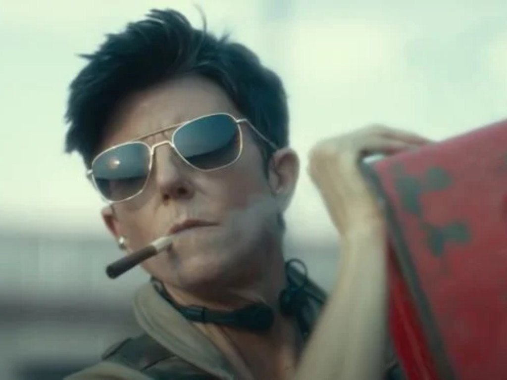 Viewers wouldn't know that Tig Notaro was edited into the film.