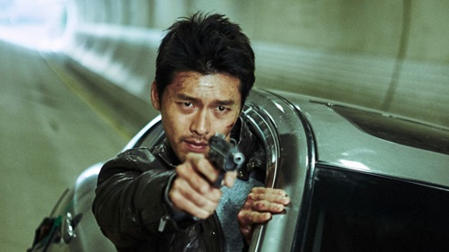 Came close to achieving his childhood dream to be a detective with his role as a North Korean special investigation officer in the film