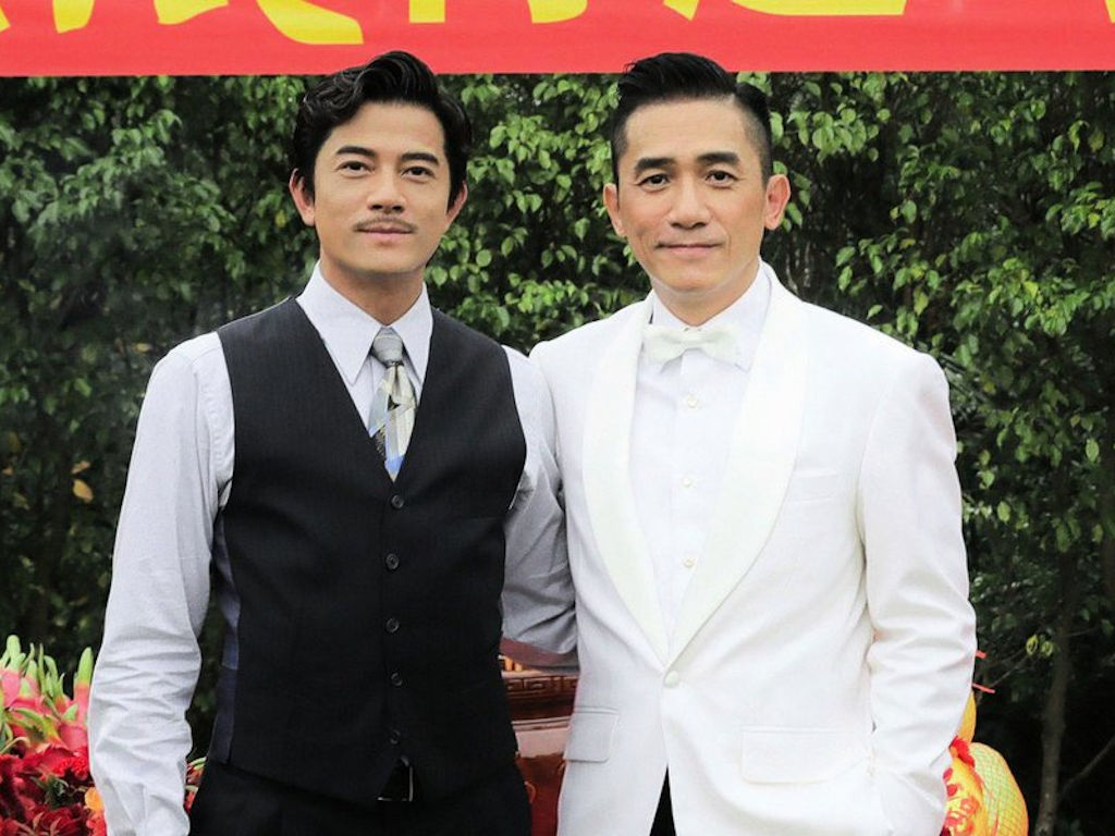 "Philip Yung's new film, ""Where the Wind Blows"" stars Aaron Kwok and Tony Leung as corrupt cops"