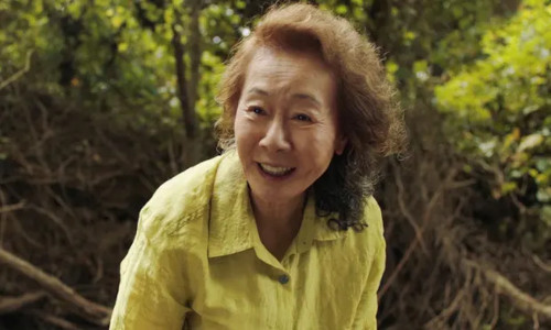 Youn wins for her role as the matriarch Soon-ja in 'Minari'